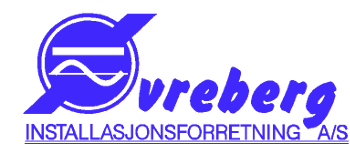 Øvreberg Installasjonsforretning